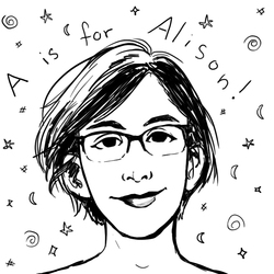 Portrait of Alison